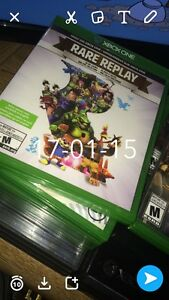 Xbox one game's for sale!