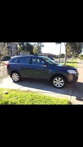 Holden Captiva LX 7 Seater REG & R.W.C Sunbury Hume Area Preview