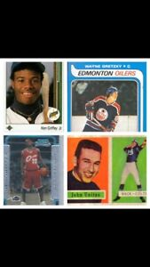 BUYING Sports Card Collections