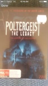Poltergeist-the legacy. DVD box set Sunnybank Brisbane South West Preview