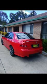 06 VZ commodore