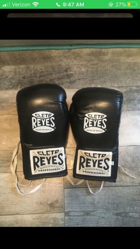 Cleto Reyes 10 oz Boxing Gloves Safetech Profight