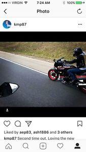 500cc Kawasaki $1400.00 OBO