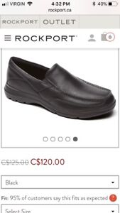 Brand New Rockport Shoes Size 8.