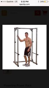 Power rack excellent condition