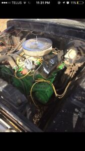 Looking for any running ford engines for cheap or trades.