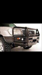 4x4 PREMIUM WINCH BULL BARS $999 was $1500 SALE NOW ON Coopers Plains Brisbane South West Preview