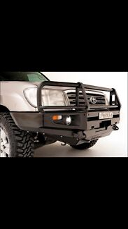 4x4 PREMIUM WINCH BULL BARS $999 was $1500 SALE NOW ON