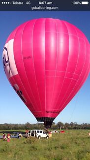 Hot air ballon for 2 Gold Coast