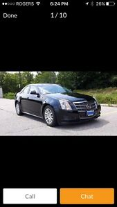 Wanted Cadillac CTS
