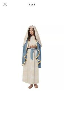 Virgin Mary Costumes (California Costumes The Virgin Mary Adult Womens Christmas Xmas Halloween)