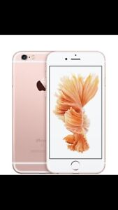 iphone 6 s rose gold 280$ 32 G