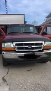 1999 Ford ranger ext cab