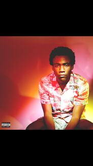 WANTED CHILDISH GAMBINO AT CAMBRIDGE HOTEL NEWCASTLE SIDESHOW Coffs Harbour 2450 Coffs Harbour City Preview