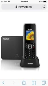 YEALINK W52P Business HD IP DECT SIP Cordless Phone