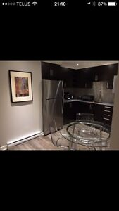 L'ÎLE PERROT GORGEOUS FULLY FURNISHED ONE BEDROOM APARTMENT