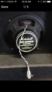 Marshall 80w Slave Speaker/Cab (Trade for ???)