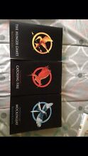 Hunger games 3 book series Camp Hill Brisbane South East Preview