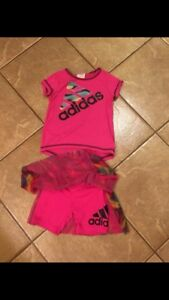 Adidas outfit size 2