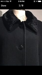 Tradition Plus wool winter coat