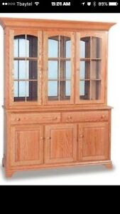 Wanted: free dining room hutch