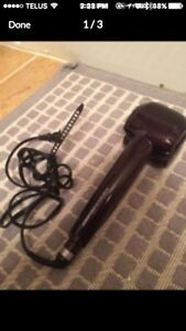 Automatic ConAir curling iron