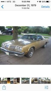 LOOKING FOR OLDS CUTLASS PARTS