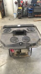 Stereo roof for can am maverick