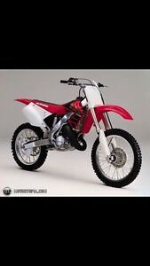 Looking for a cr125