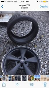 Rims & or Tires