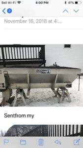Salt Dogg Spreader