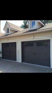 SAVE ON GARAGE DOORS  Cambridge Kitchener Area image 6