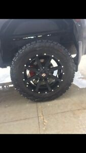 Toyo tires and rims