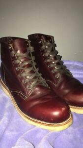 Men's Chippewa leather boots