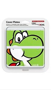 Brand New Nintendo 3DS Yoshi Cover Plates 3D Case  No. 004 From Japan Belmore Canterbury Area Preview