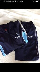 Kennedy Baptist tracksuit jacket XL Winthrop Melville Area Preview