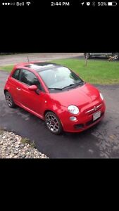 2012 FIAT 500 SPORT CHEAPEST ONE!!