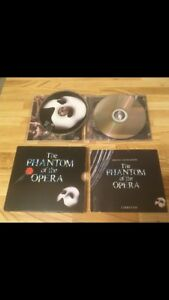 The Phantom of the Opera CD Collection