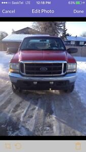 2003 Ford super duty 250 xlt