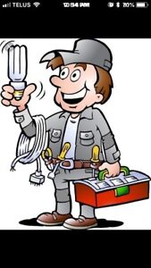 Looking for a reliable Electrician? Call me today!