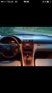 Mercedes C240 1200$ ferme