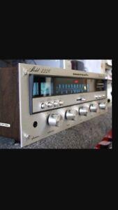 Cash for vintage electronics
