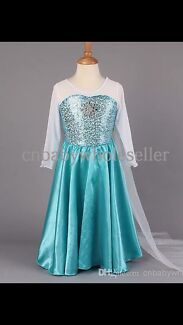 New frozen elsa dress