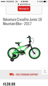 Looking for a kids bike