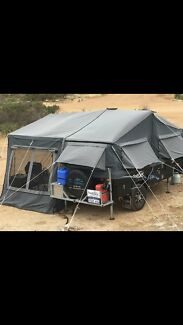 Trackstar Omaroo camper trailer Woodvale Joondalup Area Preview