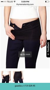 Thyme Maternity Belly Band! London Ontario image 3