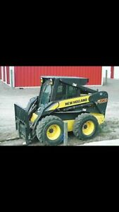 Wanted l190 or ls190 new holland Skidsteer