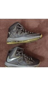 "Lebron 10 ""Yellow Canary"""