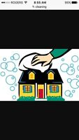 Portuguese cleaning lady for Georgetown and surrounding areas