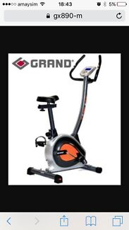 Grand GX890-M Pro Excercise Bike For Sale Carrum Kingston Area Preview